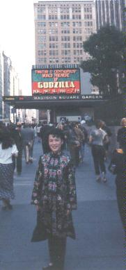 Godzilla The American Version